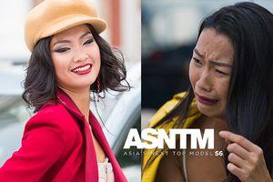 Thảm như 'Thập Tam Muội' của Asia's Next Top Model 2018: 'Hạng bét' 3 tập rồi xách vali ra về