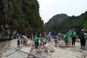 Bảo vệ môi trường vịnh Hạ Long: Cần sự chung tay của cả cộng đồng