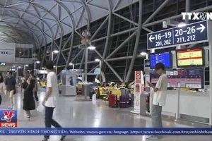 Nhật Bản nỗ lực khắc phục hậu quả bão Jebi