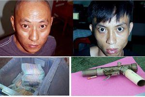 Tóm gọn 2 nghi phạm cướp ngân hàng tại Khánh Hòa cùng 3,7 tỷ đồng tang vật