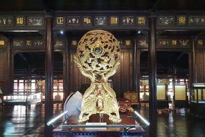 Độc đáo rồng, phượng trên bảo vật triều Nguyễn
