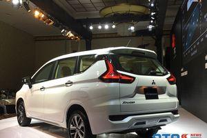 Mitsubishi Xpander chốt giá 550 triệu đồng, MPV rẻ nhất Việt Nam