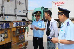 Quảng Ninh kiểm soát chặt khu vực cửa khẩu ngăn chặn nguy cơ dịch tả lợn châu Phi