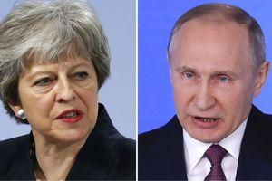 Điện Kremlin: Nga không tham gia vụ đầu độc Skripal ở mọi cấp độ