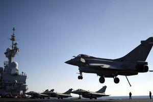 Tổng tham mưu trưởng Pháp đe dọa tấn công Syria