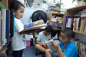 Đưa sách miễn phí tới cộng đồng để lan tỏa văn hóa đọc