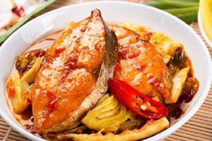 Đổi vị bữa cơm gia đình với cá ngừ kho thơm đơn giản mà đậm đà