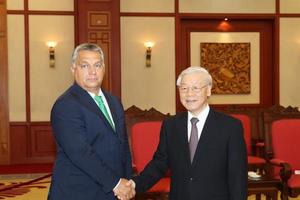 Việt Nam – Hung-ga-ri : 'Dấu mốc mới, Động lực mới, Tầm cao mới'
