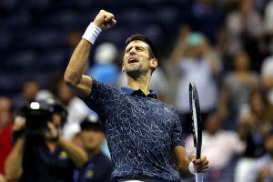 Thắng thuyết phục Nishikori, Djokovic vào chung kết Mỹ mở rộng