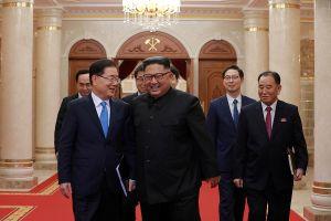 Hàn Quốc ra sức thúc đẩy hòa bình liên Triều