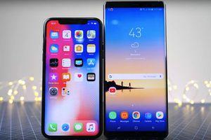 Những tính năng giúp Galaxy Note 9 'bỏ xa' iPhone X