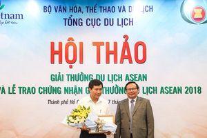 Huế, Hội An, Đà Lạt trở thành Thành phố du lịch sạch ASEAN
