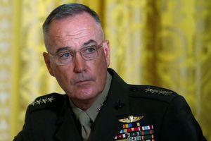 Tướng Mỹ bàn với Tổng thống Trump về lựa chọn quân sự với Syria