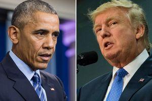 Obama lên tiếng phê phán Tổng thống Trump