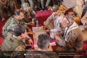 Người Kurd Syria phục kích 'xóa sổ' toán lính thánh chiến tại Afrin