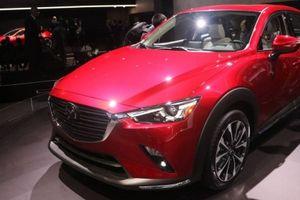 Mazda CX-3 thế hệ mới sẽ có động cơ vượt trội và kích thước lớn hơn