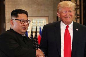Nhà lãnh đạo Triều Tiên gửi Tổng thống Trump 1 'lá thư tích cực'