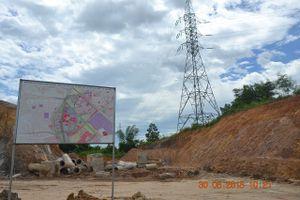 Đà Nẵng: Nguy cơ sạt lở trụ điện 110KV tại Khu tái định cư Tân Ninh