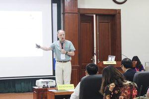 Nghệ An: Hội thảo quốc tế về phương pháp dạy và học tiếng Anh
