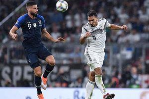 Thấy gì sau màn so tài giữa Đức và nhà vô địch thế giới Pháp?