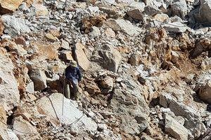 Triệu Sơn (Thanh Hóa): Công ty Đồng Thắng chưa đủ thủ tục vẫn khai thác đá, gây mất an toàn lao động