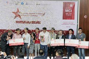 Giải Nhất Swiss Innovation Challenge Việt Nam 2018 thuộc về Marisol