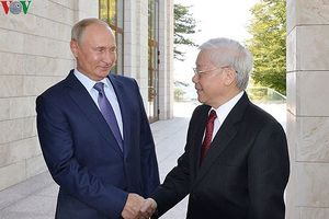 Toàn cảnh chuyến thăm chính thức Liên bang Nga của Tổng Bí thư