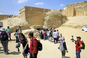 Ai Cập mở cửa lăng mộ cổ hơn 4.000 năm cho du khách tham quan