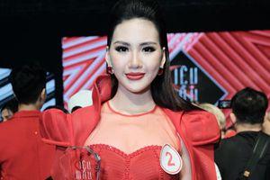 Giải Vàng Siêu mẫu Việt Nam từng chinh chiến nhiều cuộc thi hoa hậu
