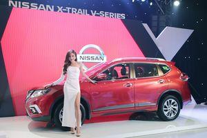 Nissan X-Trail V-Series giá từ 991 triệu đồng - đối thủ Honda CR-V