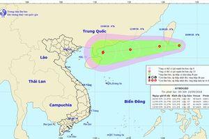 Siêu bão Mangkhut 'chồng' áp thấp nhiệt đới, thời tiết xấu đe dọa lũ lụt, sạt lở đất trong tuần tới