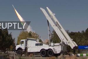 Người Kurd Iraq bỗng hứng mưa tên lửa từ Iran