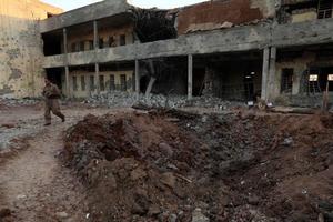 Baghdad chỉ trích Iran tấn công tên lửa vào lực lượng người Kurd ở Iraq