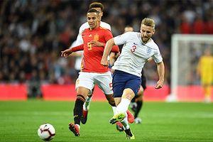 Tây Ban Nha đánh bại Anh tại UEFA Nations League