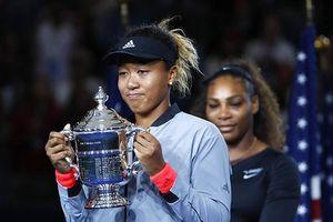 Đánh bại Serena Williams, Naomi Osaka đi vào lịch sử