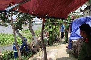 Phát hin thi th ngi àn ông tóc bc trôi trên sông Sài Gòn