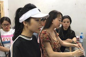 Vụ Giám đốc xin đi tù: Khách hàng thuê người mẫu đến đòi nợ GNN Express