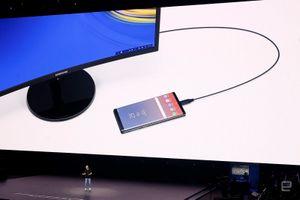 Samsung chính thức bán ra cổng chuyển USB-C - HDMI cho Galaxy Note 9