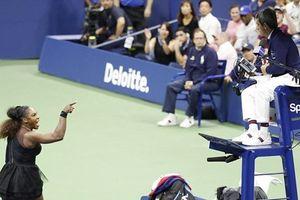 Chi tiết giây phút Serena Williams 'sôi máu' tại US Open