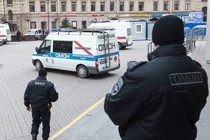 Nga bắt giữ người biểu tình quá khích phản đối cải cách hưu trí