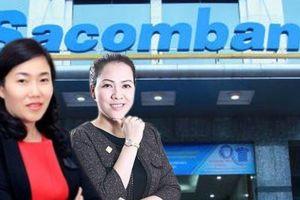 Sacombank cho thôi việc 2 sếp phó