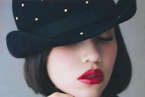 Không cần son phấn, phụ nữ chỉ cần cảm thấy hạnh phúc tức khắc sẽ trở nên xinh đẹp