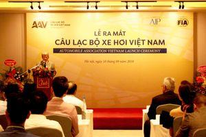 Ra mắt CLB xe hơi Việt Nam nhằm hỗ trợ lái xe trên đường