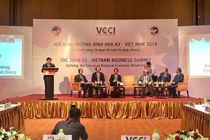 Doanh nghiệp Việt Nam, Hoa Kỳ tìm giải pháp thúc đẩy hợp tác thương mại