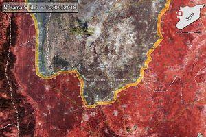 Idlib và Hama hiện đang là mặt trận 'nóng bỏng' ở Syria