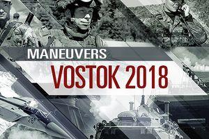 Diễn tập quân sự Nga tại Vostok-2018 'gợi nhớ' Chiến tranh Lạnh?