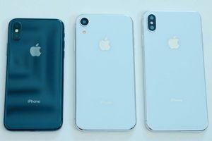 Loạn thông tin giá bán và tên gọi iPhone 2018 sát giờ ra mắt