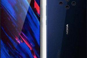 NÓNG: Rò rỉ Nokia 9 với ma trận camera, các đối thủ 'chóng mặt'