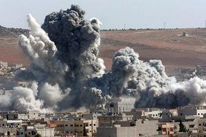 Syria tiếp dục không kích dữ dội, nã tên lửa xuống trục Idlib – Hama