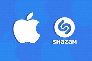 Shazam gần như nằm gọn trong túi Apple